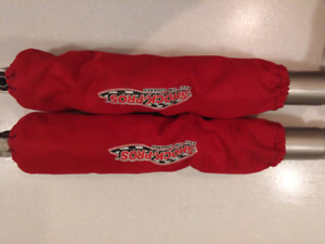 Snowmobile Shock Covers