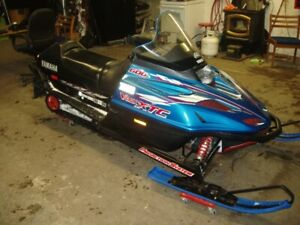 LOT OF YAMAHA SNOWMOBILE PARTS FOR SALE