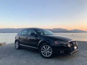 2013 Audi A3 Hatchback AWD Quattro *Fully Loaded* S-Line Low Kms