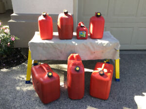 Jerry can assortment