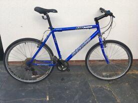 Men's. Specialized mountain bike