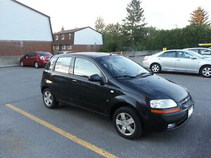 Reduced price - Clean 2008 Chevrolet Aveo