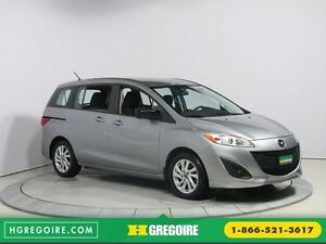 2015 Mazda 5 GS AUTO A/C MAGS BLUETOOTH