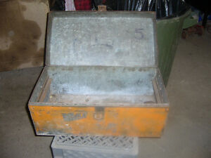 Tool Box Heavy Duty for Storage or Transport