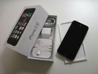 iPHONE 5s 16GB SPACE GARY  BELL/VERGIN MOBELITY BRAND NEW