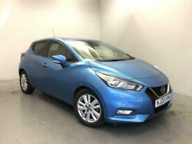 image for 2020 Nissan Micra 1.0 IG-T 100 Acenta 5dr Xtronic HATCHBACK Petrol Automatic