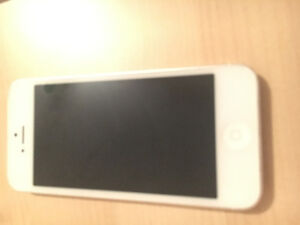 Iphone 5 Bell White