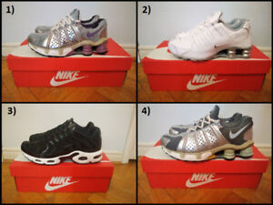 Excellent Condition Nike Running Shoes Women Men Sizes 6.5-9.5