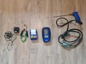 Sprint V1 gas analyser kit