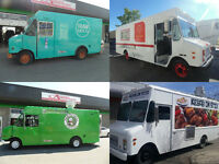 BUSINESS ON WHEELS! FOOD TRUCKS LEASE & RENTALS 2016