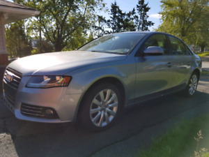 2011 AUDI A4 quattro 2.0T GOOD CONDITION WITH  with LOW MILLAGE