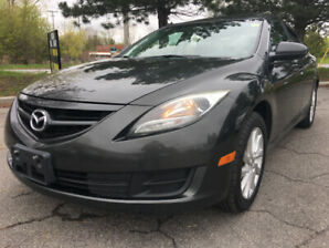 "2012 Mazda 6 GS Sunroof ""12 Month Warranty Included"""
