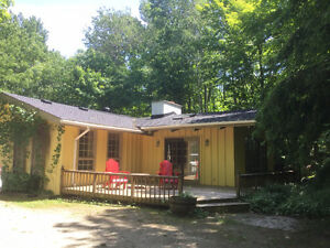 Vacation rental in Collingwood/Blue Mountain area