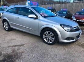 Vauxhall Astra 1.6 16v ( 115ps ) Sport Hatch 2009 SXi **FINANCE AVAILABLE**