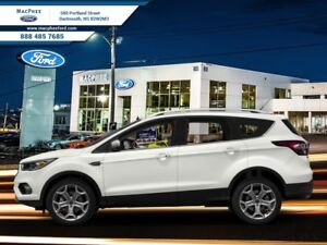 2018 Ford Escape Titanium  - Leather Seats -  Heated Seats