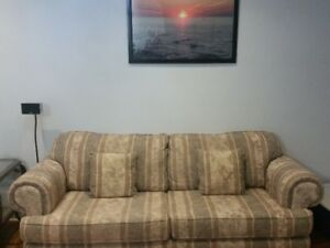 Super comfy and great condition couch and love seat!