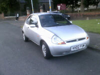 Ford Ka 1.3 2002MY Collection