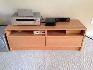 Ikea Billy Entertainment Unit - TV Table - Stand