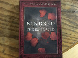 Complete KINDRED vampire tv DVD COLLECTION