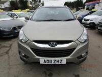 2011 Hyundai ix35 2.0 CRDi 16v Premium 4WD 5dr