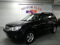 2013 SUBARU FORESTER X AWD AUTOMATIC ESTATE PETROL