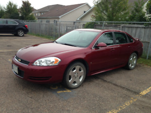 2008 Chevrolet Impala LT Fully Loaded. SAFTIED AND E-TESTED