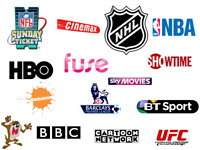 Premium quality TV with thousands of channels and live Sports