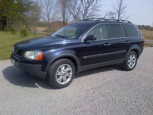 2006 Volvo XC90 Certified and on the road drives perfact