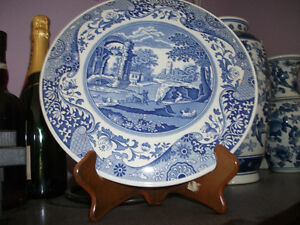 spode decorative plate/cake platter