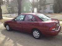 GREAT 2002 NISSAN SENTRA...4CYL AUTOMATIC...150K
