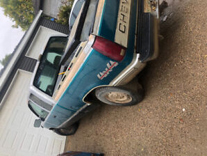 1993 Chevy 1500 ext cab