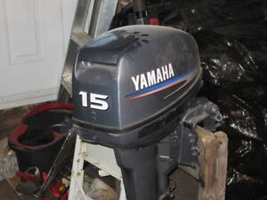 Mariner Outboard   15 Hp