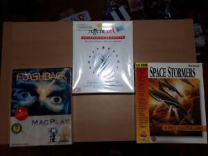 Trois logiciels pour Mac