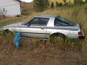 1980 MAZDA Rx7 Series1-for Restoration or Swap for Plasma Cutter