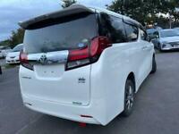 Toyota Alphard 2.5 Petrol Hybrid 8 Seats MPV 4WD MPV Petrol/Electric Hybrid Aut