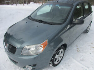 2009 Pontiac G3 SAFETIED AND E-TESTED