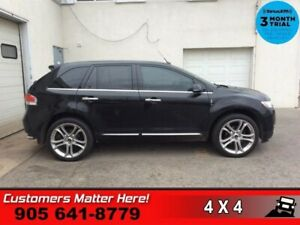 "2014 Lincoln MKX Base  22""-WHEELS ADAP-CC NAV PANO CS CW BS"