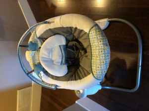 Graco Sweet Snuggle Infant Swing