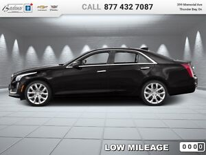 2016 Cadillac CTS 2.0 Turbo Luxury Collection   - $340.90 B/W -