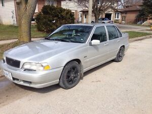 Certified! 1998 Volvo S70 Turbo Reliable commuter