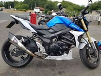 Suzuki GSR 750 - Cheapest On GumTree
