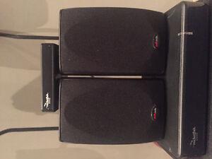 Polk Audio Surround System
