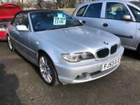BMW 3 Series 2.0 318Ci 2dr | Convertible