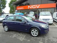 2006 VAUXHALL ASTRA 1.4i 16V SXi 1 OWNER LOW MILEAGE EXAMPLE