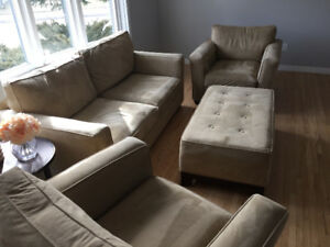 Couches - Living Room Set