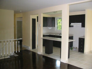 DDO 3 bedroom townhouse completely renovated, June or July