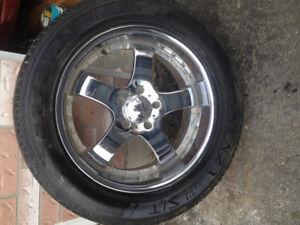 Mag et pneu usager pour Ford f150