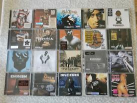Music CD Bundles (Hip-Hop/Rap/RnB)
