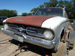 1960 ford frontenac falcon  -only made in canada 1 year only