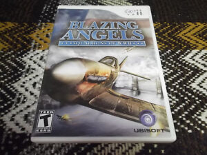 BashawBBB Nintendo Wii Blazing Angels Squadrons of WWII